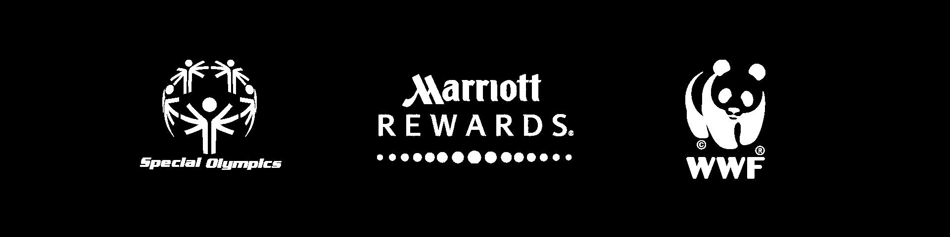 Marriott, Special Olympics, WWF