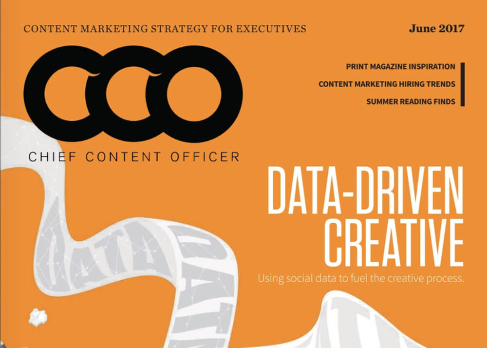 Chief Content Officer Magazine