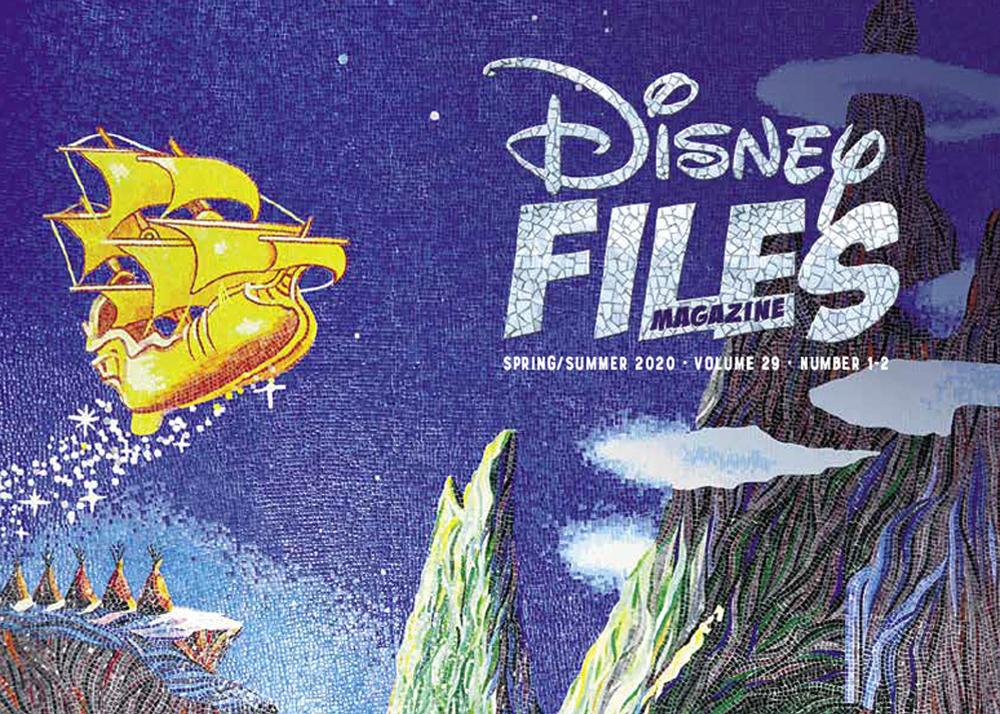 Disney Files Magazine