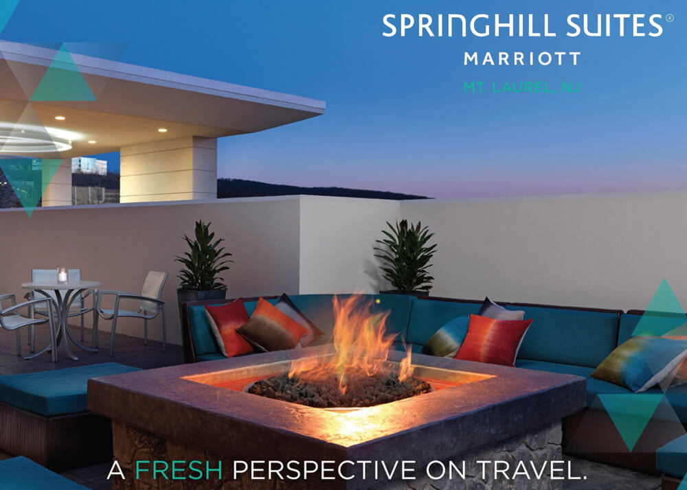Springhill Suites brochure cover