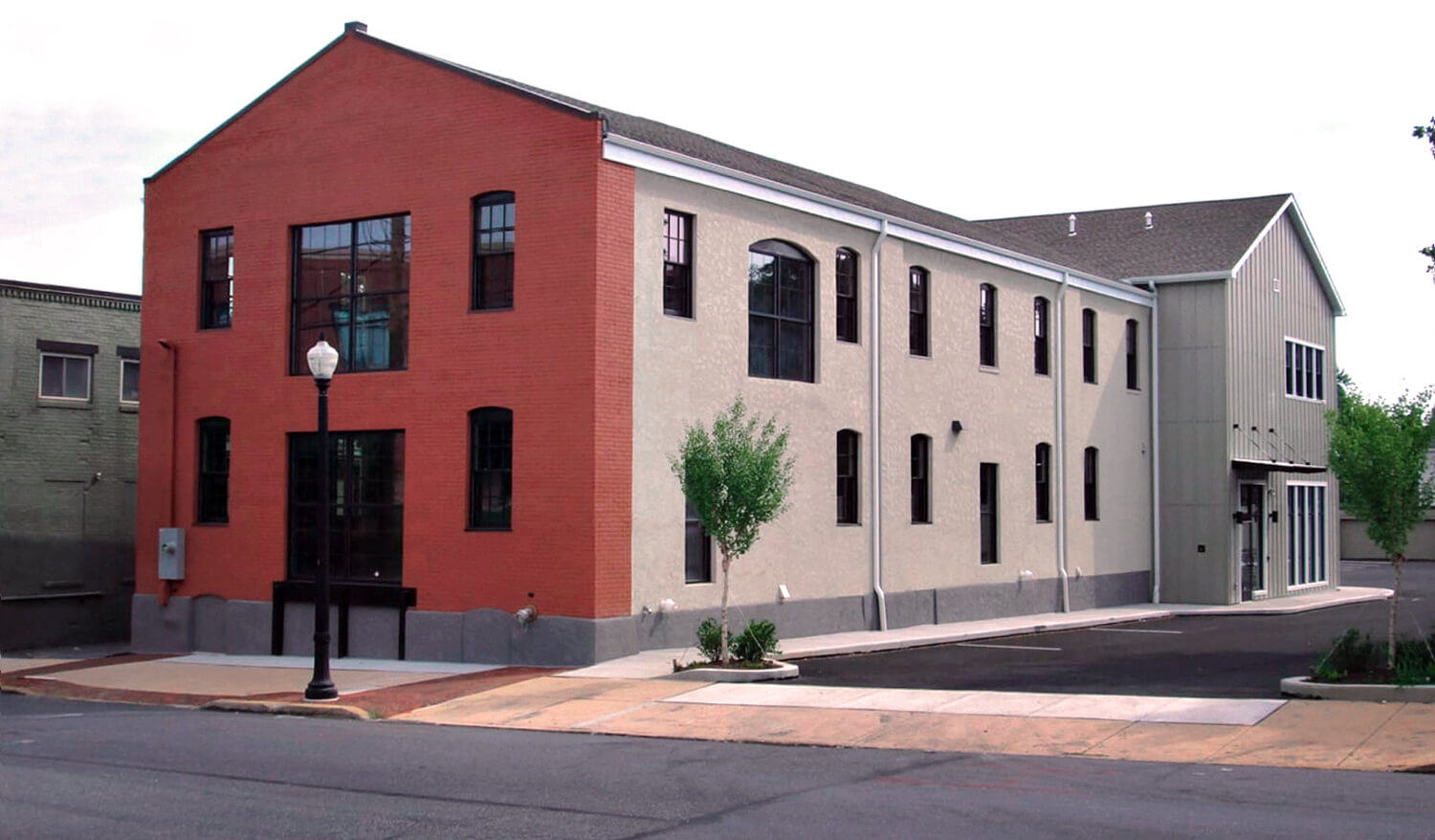 Our Lancaster offices