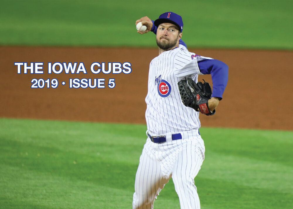 The Iowa Cubs Magazine