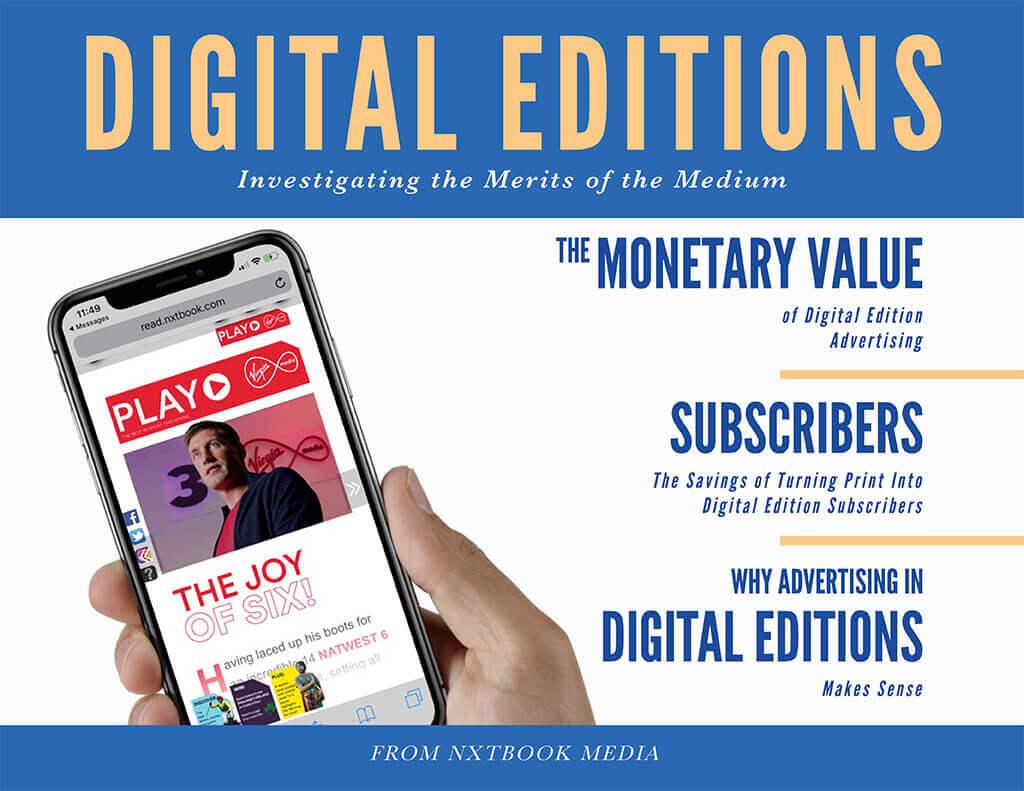 Digital Editions Ebook Cover
