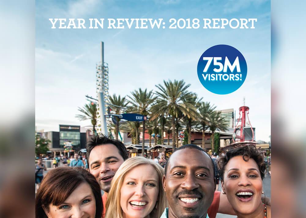 Visit Orlando Yearly Report