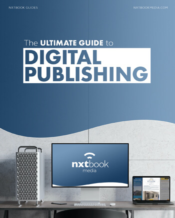 The Ultimate Guide to Digital Publishing cover