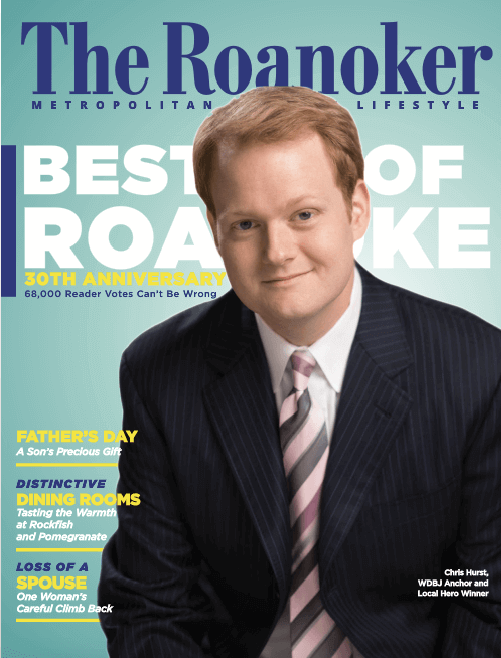 The Roanoker Digital Magazine Cover