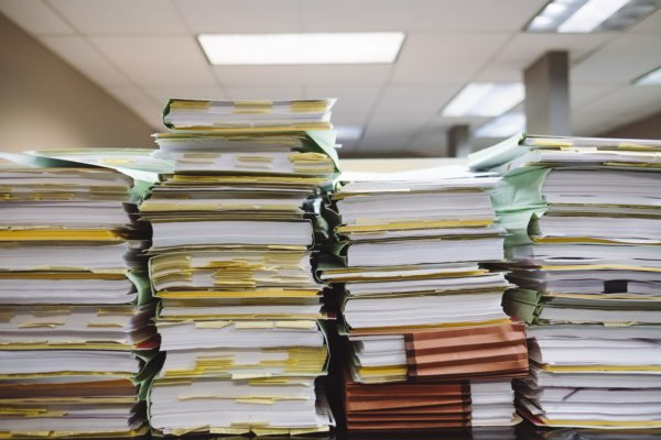 3 Major Benefits of Going Paperless