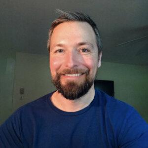 Matt Berringer Headshot
