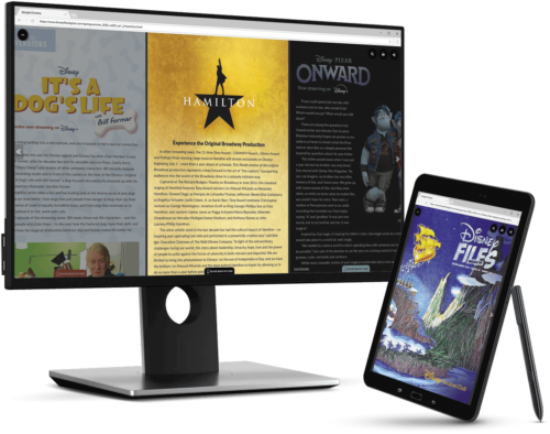 Disney Files Digital Magazine