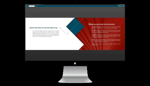 Rettew Engineering's digital brochure