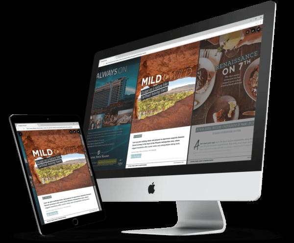 Visit Phoenix digital magazine on PageRaft