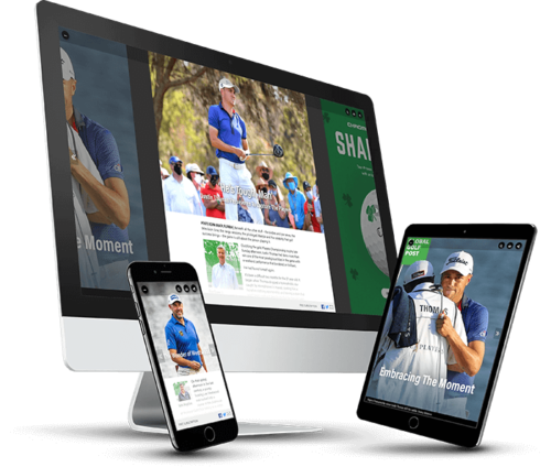 Global Golf Post Sports Magazine