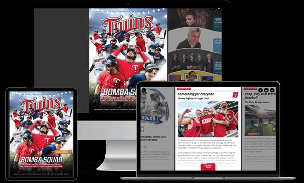 Minnesota Twins Sports Magazine
